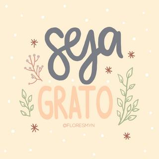 SEJA GRATO