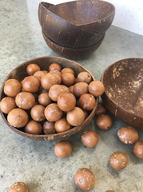 Coconut Bowls Set of 2