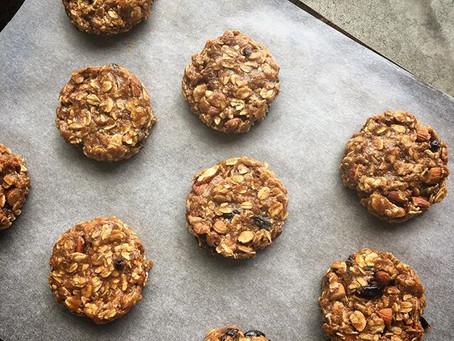 Supernatural Cherry&Almond Cookies