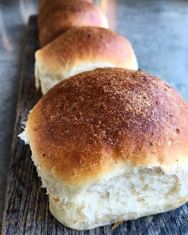 Soft and fluffy dinner rolls, loved by kids and adults equally