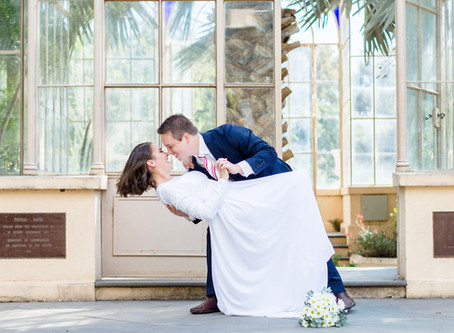 Sarah and Campbell-Botanic Gardens and Adelaide LDS Temple