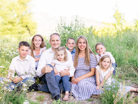 Logan Riverwalk: The Thompson Family