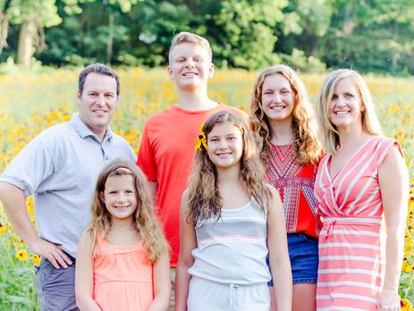 Boyce Park Family Photos