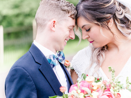 Pittsburgh Botanic Garden Styled Shoot