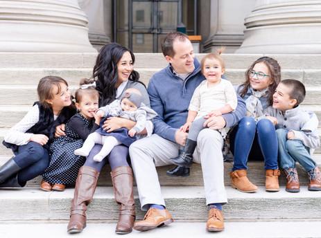 Mellon Institute- Bringhurst Family Photo Session