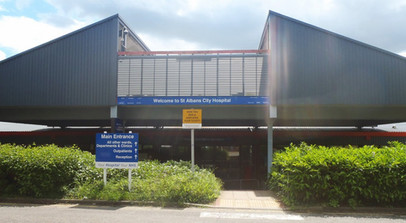 St Albans City Hospital