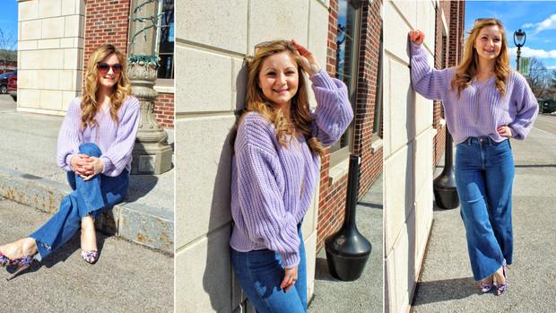Spring Trend Alert: Sweaters