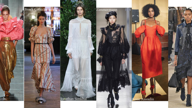 Top Trends from NYFW 2019