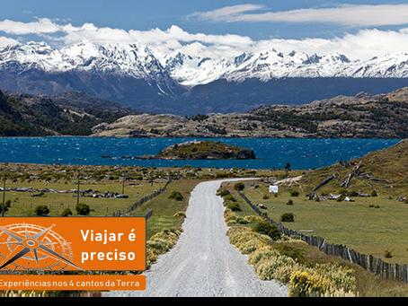 Carretera Austral - a rota dos glaciares