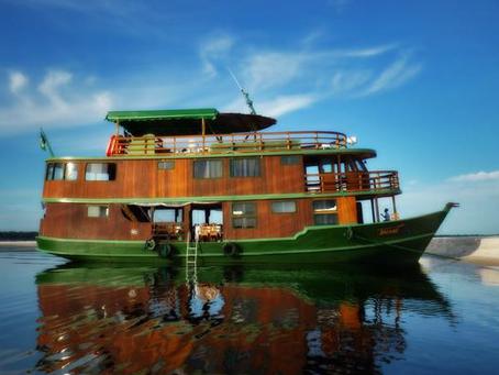 Expedições pelo rio Negro – conhecendo a Amazônia Central