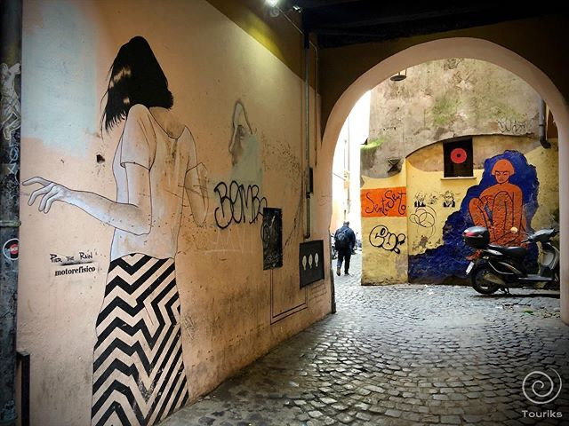 Unnoticed in ROME__#rome #travel #visitr