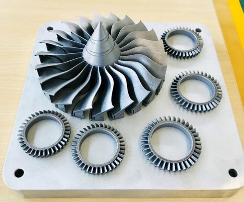 amace - metal additive manufacturing - Aerospace