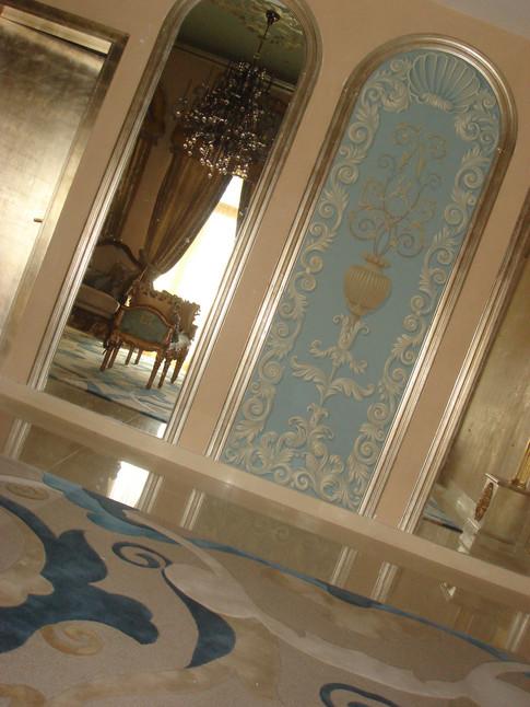 Showroom design d'interni, Dubai