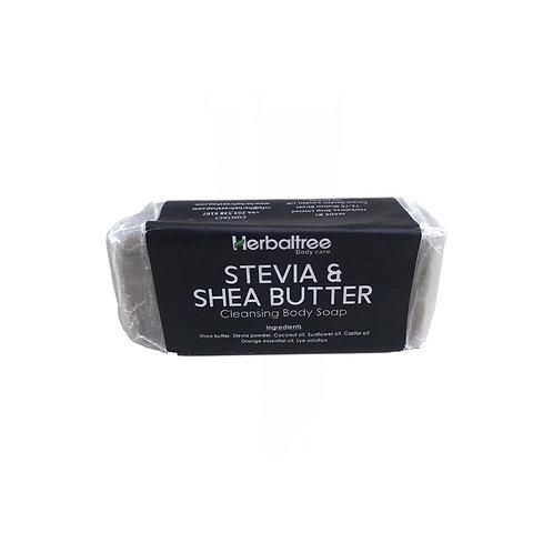 Stevia & Shea Soap
