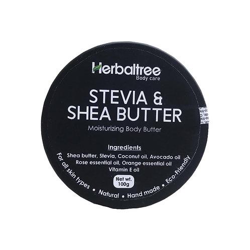 Stevia & Shea Butter