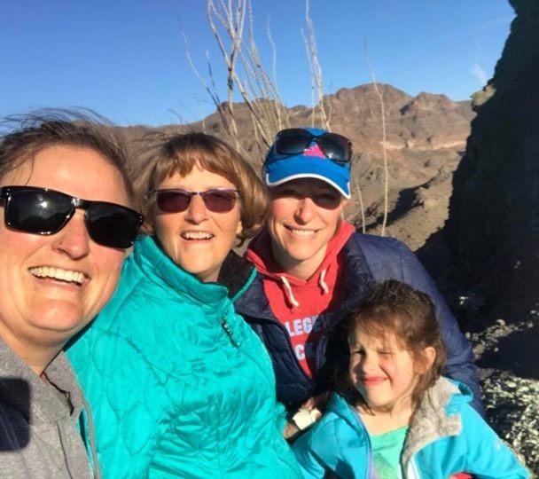 family hikes in AZ