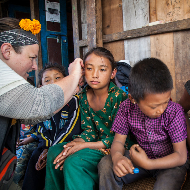 Acupuncture in Nepal