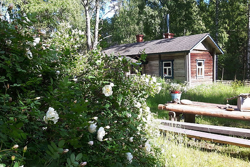 Pienniemi  retkipeti torpassa 1 yö/hlö || Pay 1 night in the farm house