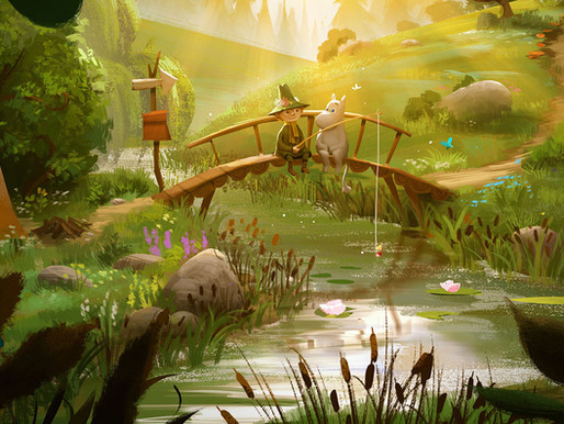 Yle airs new Moominvalley animation series around Christmas 2018