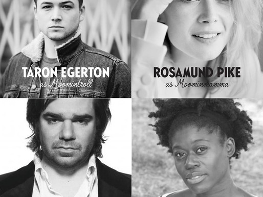 Meet the voice cast of Moominvalley series!