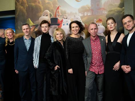 Moominvalley premiere in Helsinki 2019