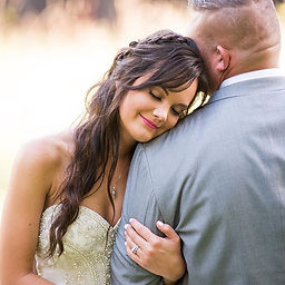 My stunning bride _smashley2211 and beau