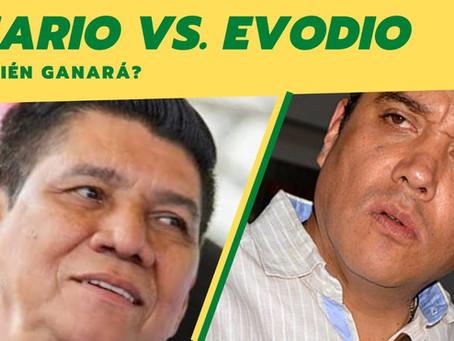 Mario VS Evodio ¡Hay Tiro!🥊