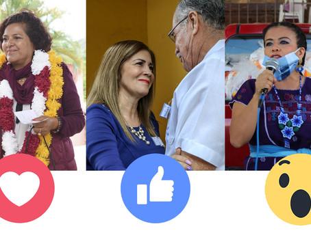 Chilpancingo: Las 3 mujeres que podrían llegar a ser Presidentas.