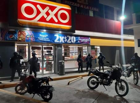 12 Oxxos y 22 asaltos en ¡UNA SEMANA en Chilpancingo! 😞😞