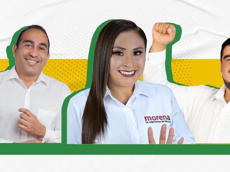 RESULTADOS de la Encuesta al  Distrito 1 Chilpancingo.