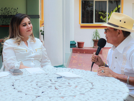 Hospital en Tlapa es un compromiso de Mario Moreno: Dra. Enei Bustamante.