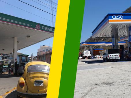 Las 3 Gasolineras más caras de Chilpancingo 🤬.