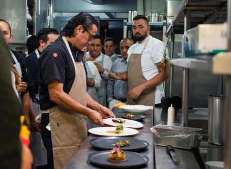 """Chef Guerrerense gana """"Estrella Michelin"""" y es la primera vez que un mexicano la obtiene."""