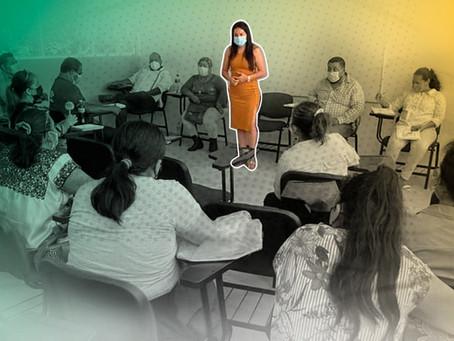Tierra Colorada tendrá un #RegresoSeguro 🏫: Diana Costilla