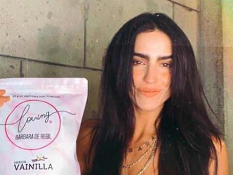 Proteína de Bárbara de Regil es muy alta en Sodio y no es buena para la Salud.