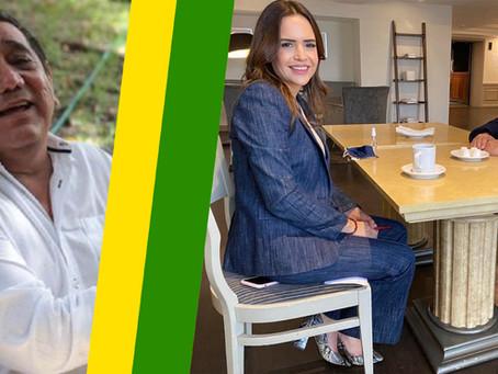 """AMLO se reúne con candidatos de MORENA menos con el """"toro""""🤭"""