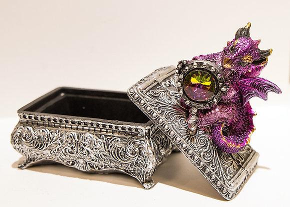 Dragon Box with Crystal