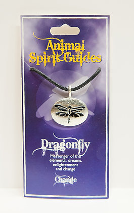 Animal Spirit Guide Pendant Necklace - 12 Choices