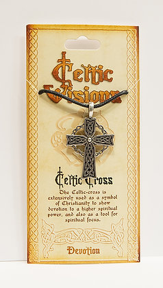 Celtic Visions Pendant Necklace - 11 Choices