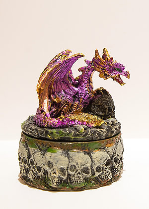 Small Dragon Box