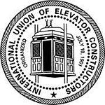 International Union of Elevator Constructors Logo