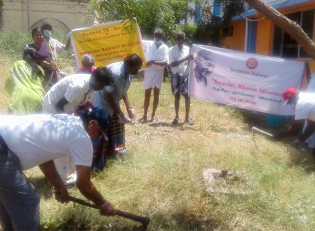 Swachh Bharat Clean-Up Campaign