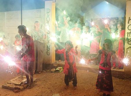 Diwali Celebrations At Dayspring!