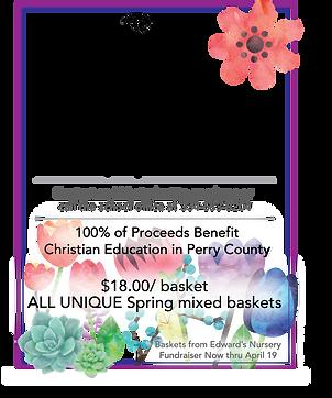 SPRING BASKET Fundraiser Flyer.png