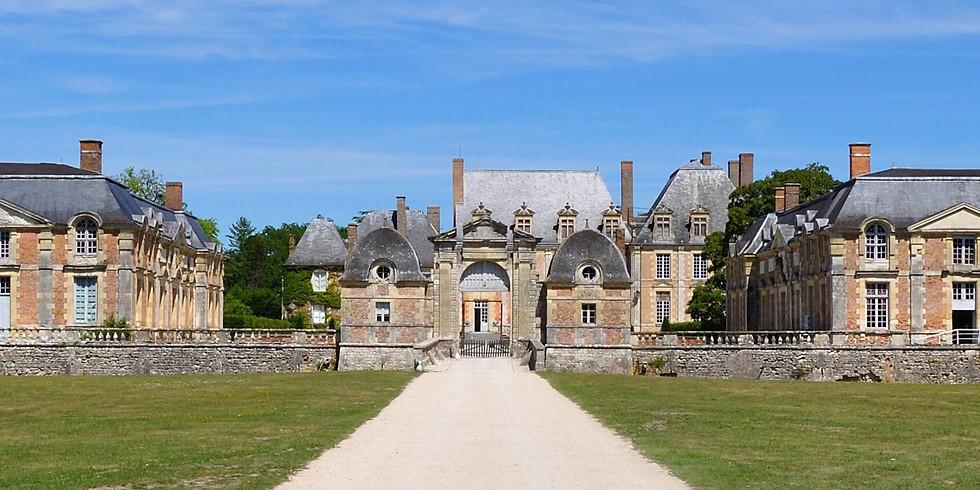 Journée au château de la Ferté-Saint-Aubin et basilique de Cléry-Saint-André