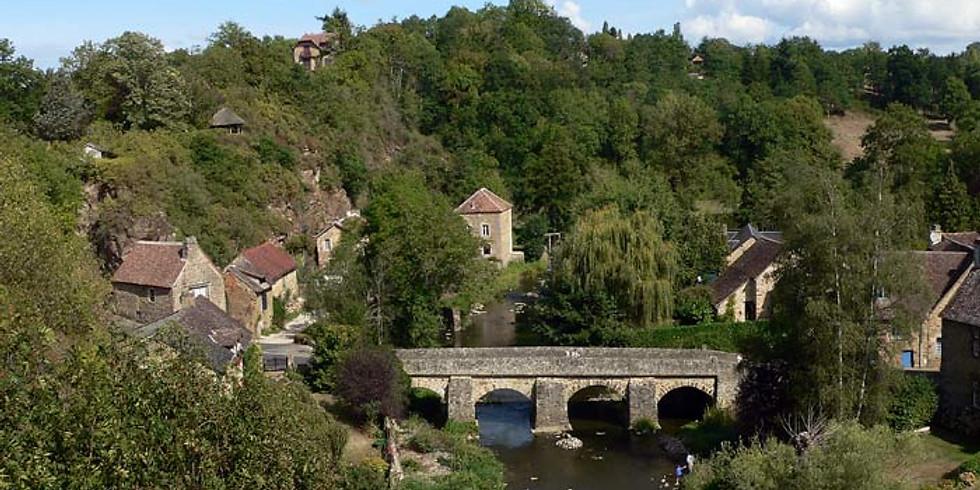 Journée à Fresnay sur Sarthe et Saint-Céneri-le-Gérei