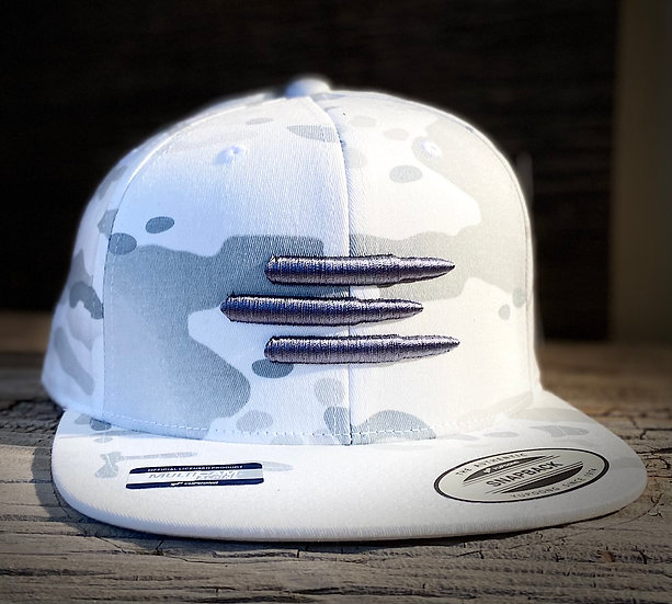 Grey on White Camo