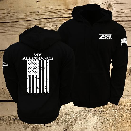 The Pledge Zip Up