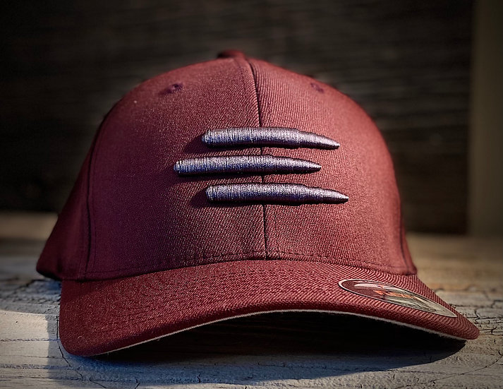 Maroon With Chrome