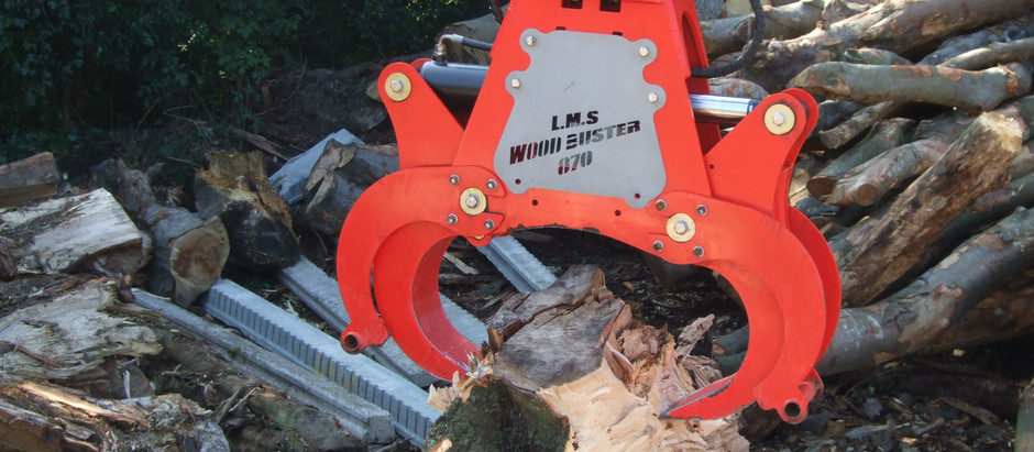 LMS Wood Buster 870 - £4250